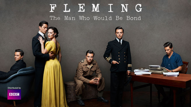 Netflix Serie - Fleming: The Man Who Would Be Bond - Nu op Netflix