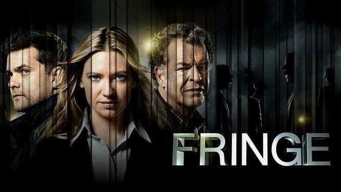 Netflix Serie - Fringe - Nu op Netflix