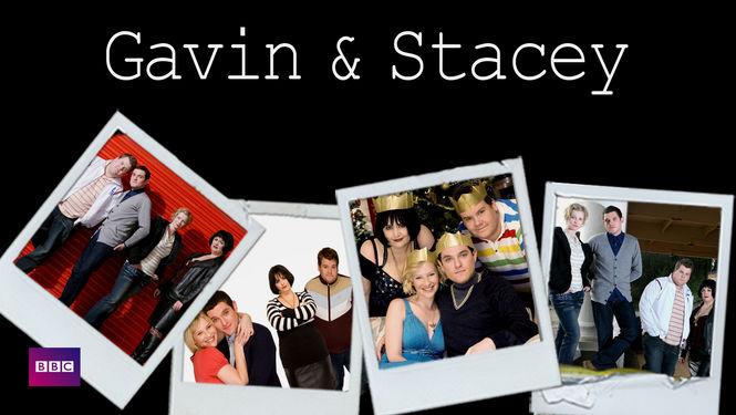 Netflix Serie - Gavin & Stacey - Nu op Netflix