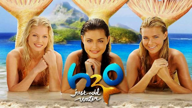 H2o just add water nu op netflix for H2o just add water 3