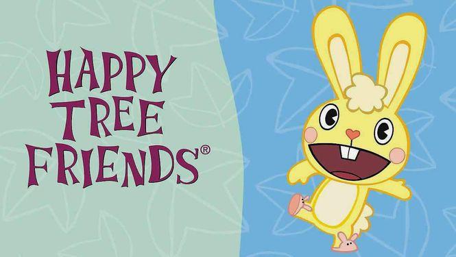 Netflix Serie - Happy Tree Friends - Nu op Netflix