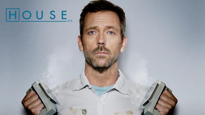 Netflix Serie - House, M.D. - Nu op Netflix