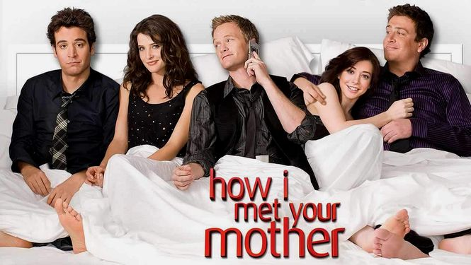 Netflix Serie - How I Met Your Mother - Nu op Netflix
