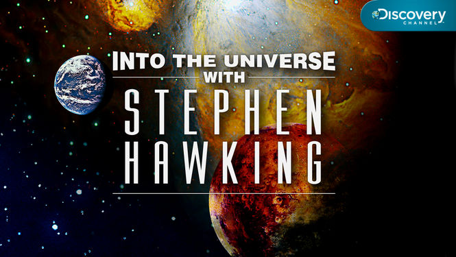 Netflix Serie - Into the Universe with Stephen Hawking - Nu op Netflix