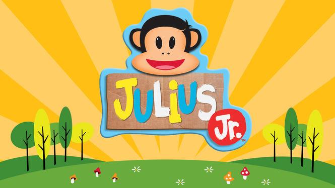 Netflix Serie - Julius Jr. - Nu op Netflix