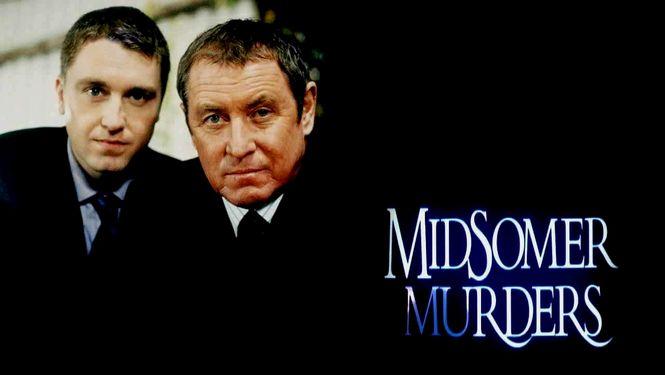 Netflix Serie - Midsomer Murders - Nu op Netflix