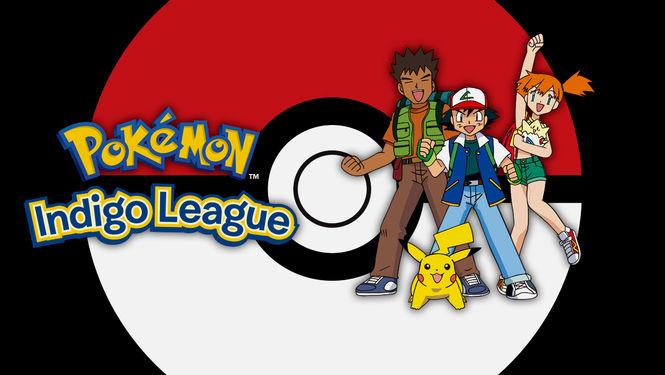 Netflix Serie - Pokémon: Indigo League - Nu op Netflix