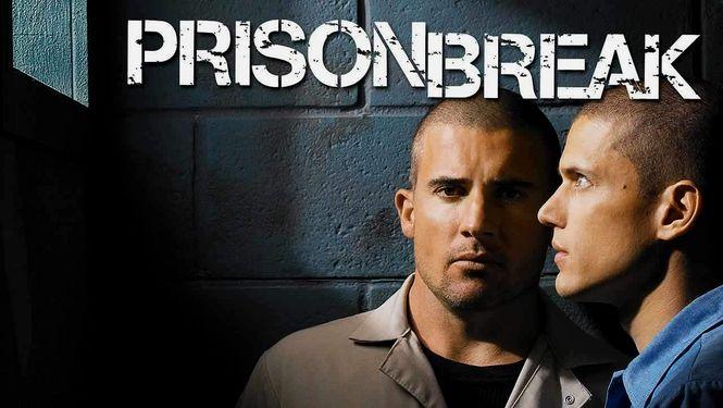 Netflix Serie - Prison Break - Nu op Netflix