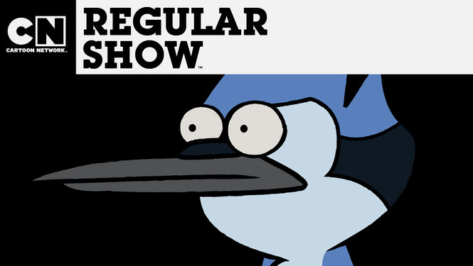 Netflix Serie - Regular Show - Nu op Netflix