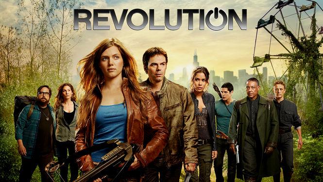 Netflix Serie - Revolution - Nu op Netflix