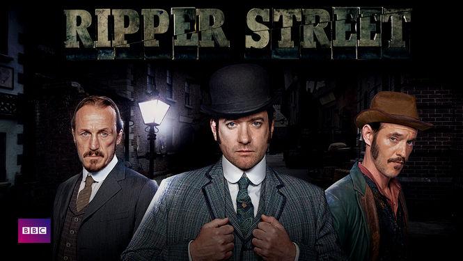 Netflix Serie - Ripper Street - Nu op Netflix