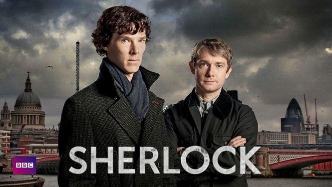 Netflix Serie - Sherlock - Nu op Netflix
