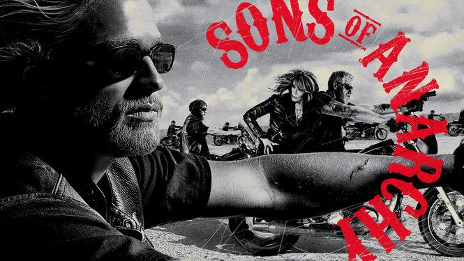 Netflix Serie - Sons of Anarchy - Nu op Netflix
