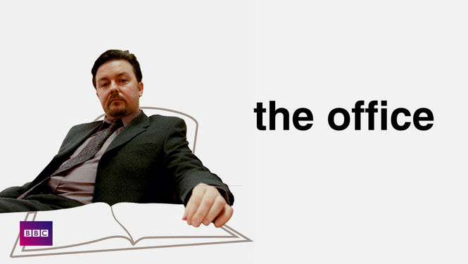 Netflix Serie - The Office (U.K.) - Nu op Netflix