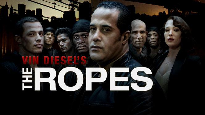 Netflix Serie - The Ropes - Nu op Netflix