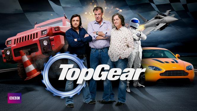 Netflix Serie - Top Gear (U.K.) - Nu op Netflix