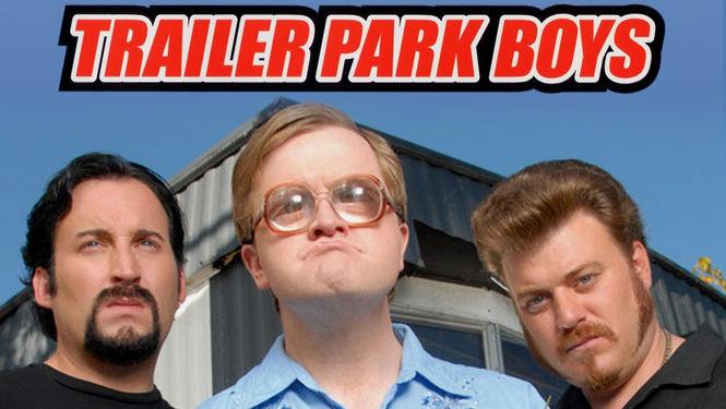 Netflix Serie - Trailer Park Boys - Nu op Netflix