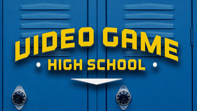 Netflix Serie - Video Game High School - Nu op Netflix