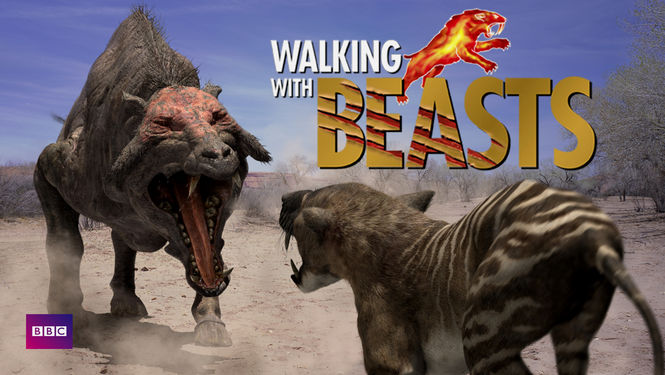 Netflix Serie - Walking with Beasts - Nu op Netflix