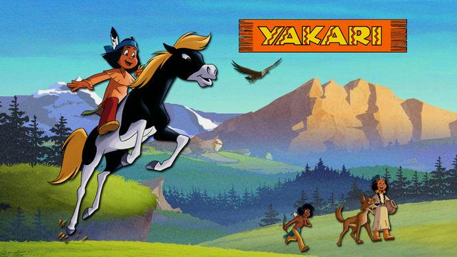 Netflix Serie - Yakari - Nu op Netflix