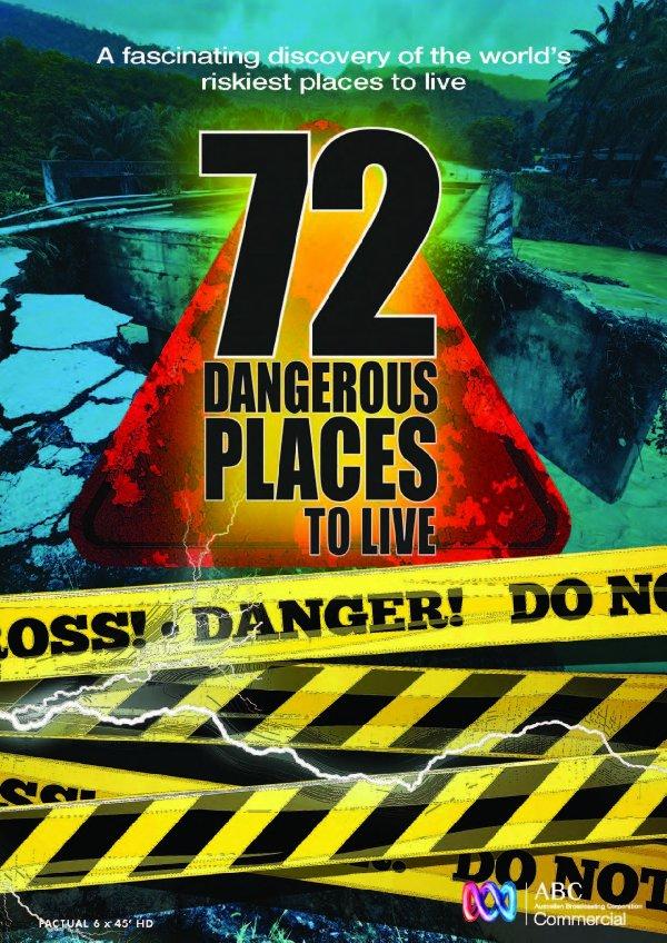 Netflix Serie - 72 Dangerous Places - Nu op Netflix