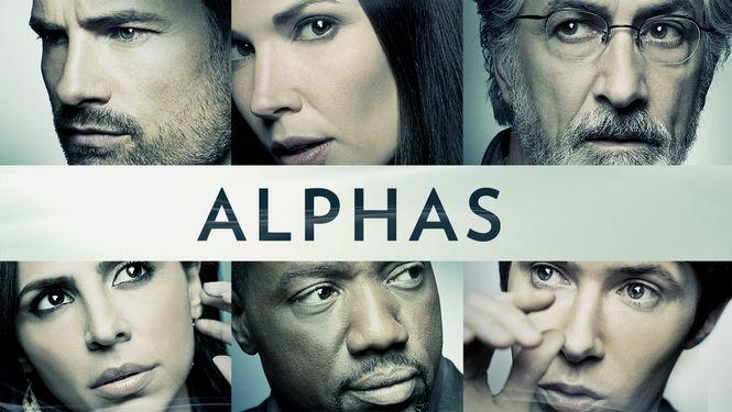 Netflix Serie - Alphas - Nu op Netflix