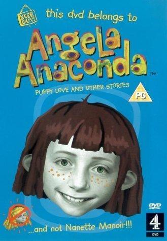 Netflix Serie - Angela Anaconda - Nu op Netflix