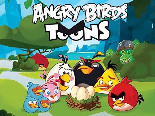 Netflix Serie - Angry Birds Toons - Nu op Netflix