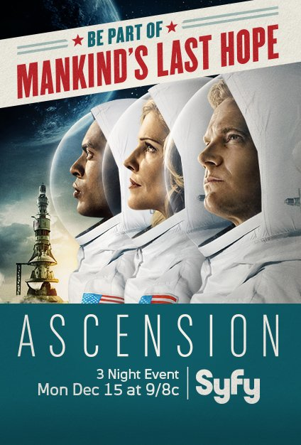 Netflix Serie - Ascension - Nu op Netflix