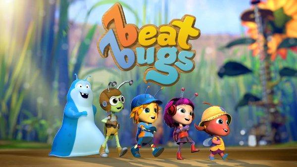 Netflix Serie - Beat Bugs - Nu op Netflix