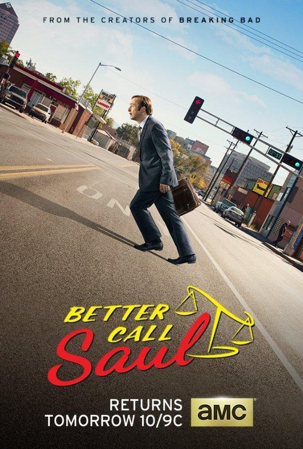 Netflix Serie - Better Call Saul - Nu op Netflix