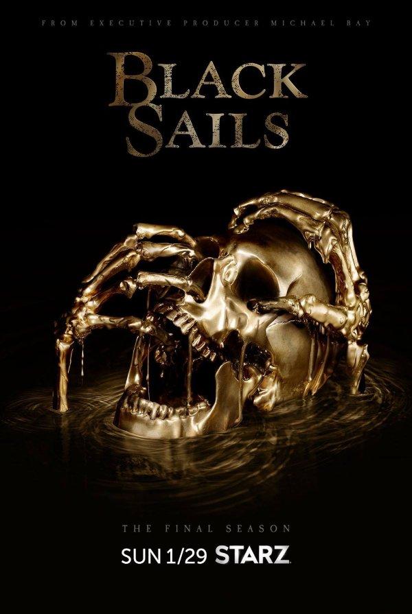 Netflix Serie - Black Sails - Nu op Netflix