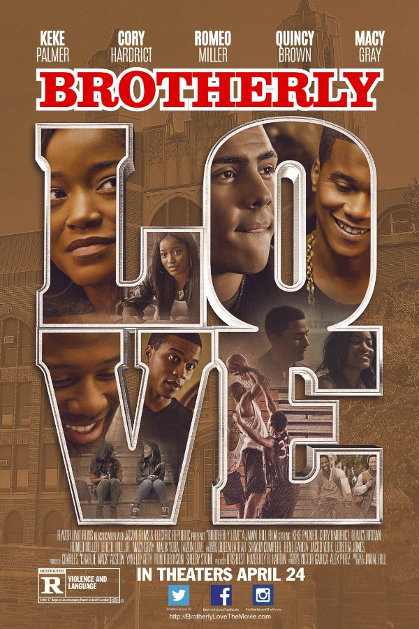 Netflix Serie - Brotherly Love - Nu op Netflix