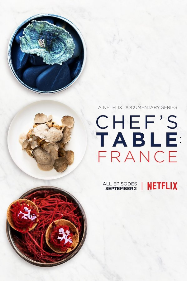 Netflix Serie - Chef's Table France - Nu op Netflix