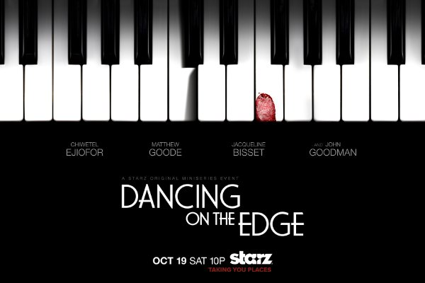 Netflix Serie - Dancing on the Edge - Nu op Netflix