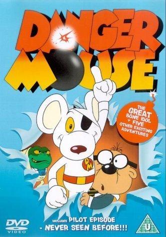 Netflix Serie - Danger Mouse - Nu op Netflix
