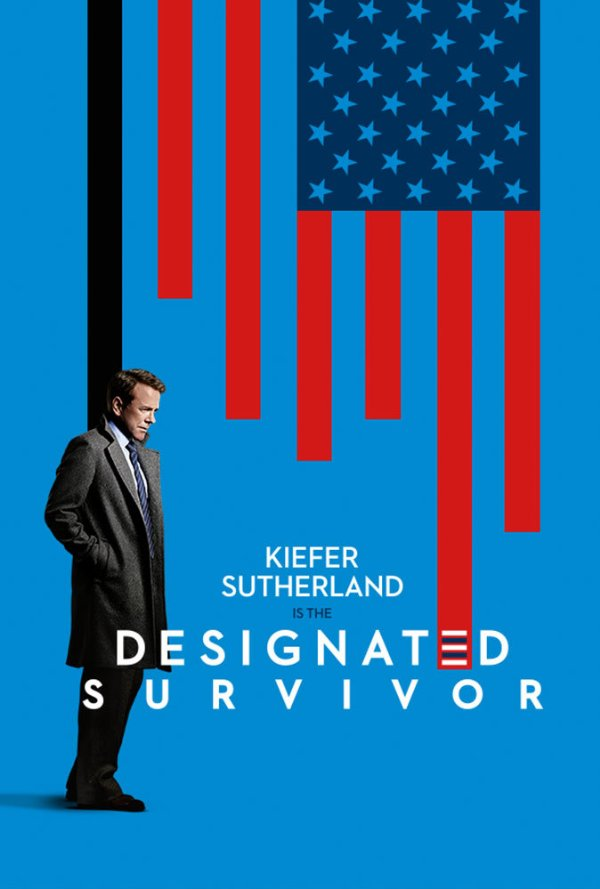 Netflix Serie - Designated Survivor - Nu op Netflix