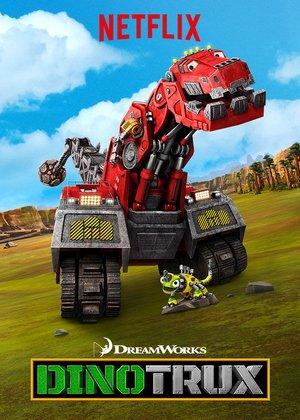 Netflix Serie - Dinotrux - Nu op Netflix
