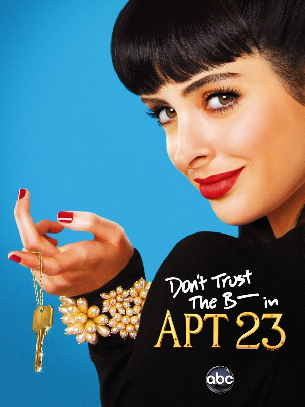 Netflix Serie - Don't Trust The B--- in Apartment 23 - Nu op Netflix