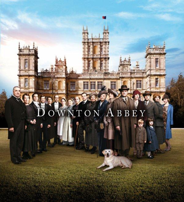 Netflix Serie - Downton Abbey - Nu op Netflix