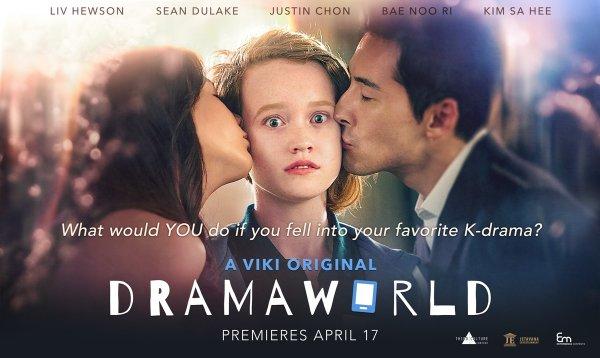 Netflix Serie - Dramaworld - Nu op Netflix