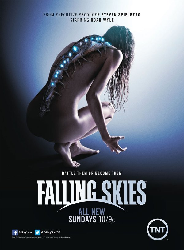Netflix Serie - Falling Skies - Nu op Netflix