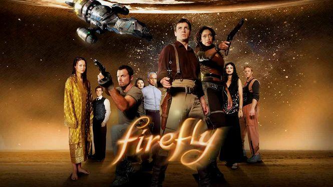 Netflix Serie - Firefly - Nu op Netflix