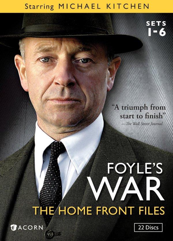 Netflix Serie - Foyle's War - Nu op Netflix