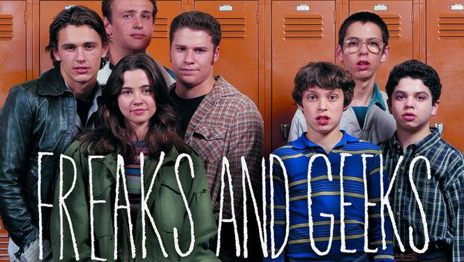 Netflix Serie - Freaks and Geeks - Nu op Netflix