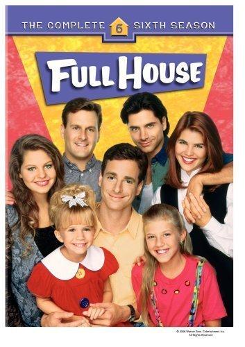 Netflix Serie - Full House - Nu op Netflix