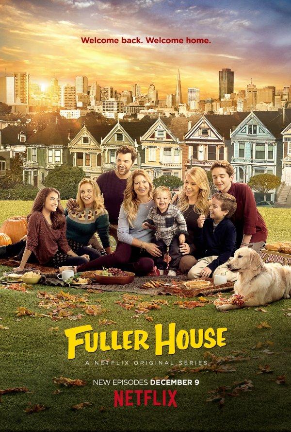 Netflix Serie - Fuller House - Nu op Netflix