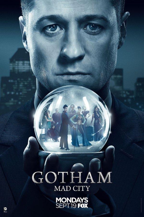 Netflix Serie - Gotham - Nu op Netflix