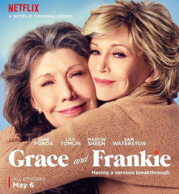 Netflix Serie - Grace and Frankie - Nu op Netflix