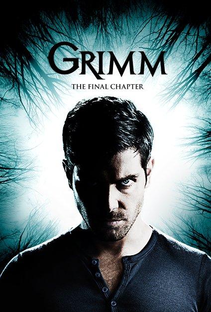 Netflix Serie - Grimm - Nu op Netflix